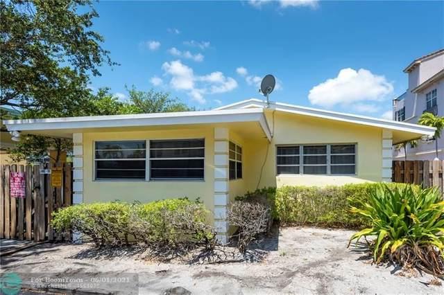1019 NE 17th Ter, Fort Lauderdale, FL 33304 (#F10286651) :: Michael Kaufman Real Estate