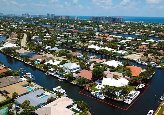 5201 NE 31st Ave, Fort Lauderdale, FL 33308 (MLS #F10286672) :: Lucido Global