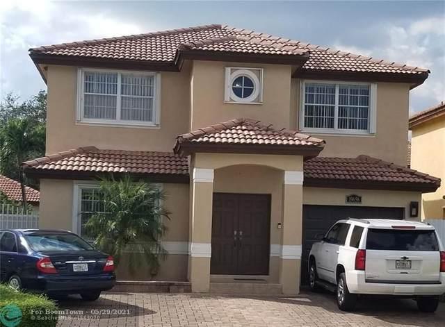 19658 NW 84th Pl, Miami Gardens, FL 33015 (MLS #F10286695) :: Berkshire Hathaway HomeServices EWM Realty