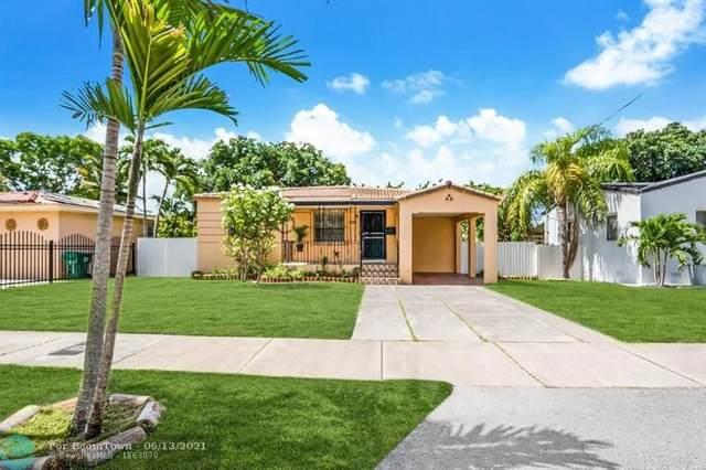 2810 NW 6th St, Miami, FL 33125 (MLS #F10286754) :: Castelli Real Estate Services