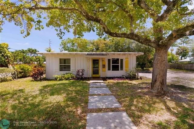 1346 NE 16th Ter, Fort Lauderdale, FL 33304 (#F10286762) :: Michael Kaufman Real Estate