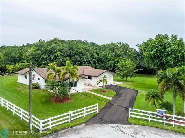 2601 SW 155th Ln, Davie, FL 33331 (MLS #F10286764) :: Green Realty Properties