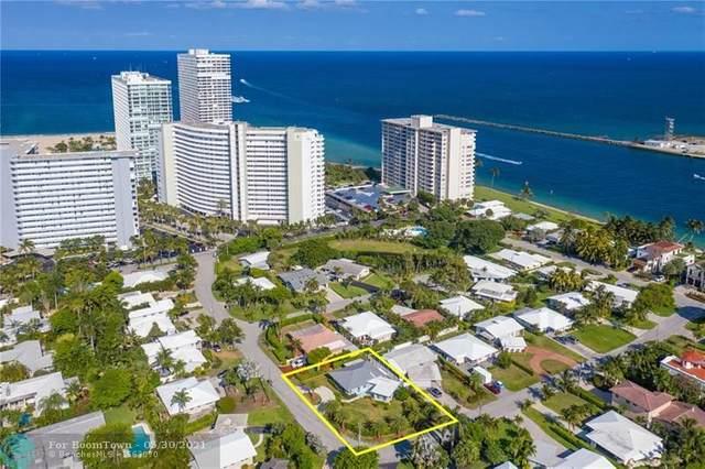 2000 SE 26th Ave, Fort Lauderdale, FL 33316 (#F10286770) :: Michael Kaufman Real Estate