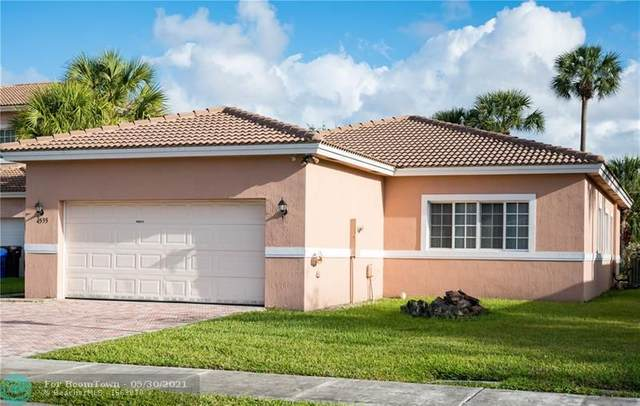 4535 NW 36th Ct, Lauderdale Lakes, FL 33319 (MLS #F10286772) :: Berkshire Hathaway HomeServices EWM Realty