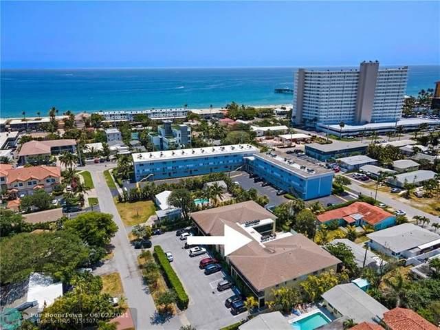 1962 NE 6th St 3-A, Deerfield Beach, FL 33441 (#F10286779) :: Michael Kaufman Real Estate