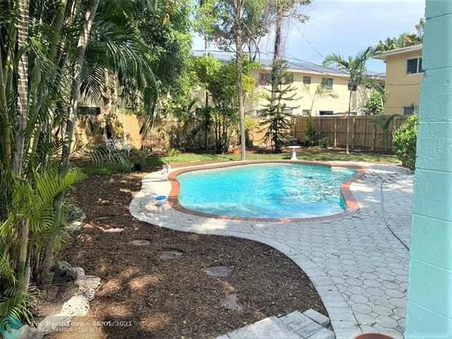 1432 NE 10th Ave, Fort Lauderdale, FL 33304 (MLS #F10286787) :: Castelli Real Estate Services