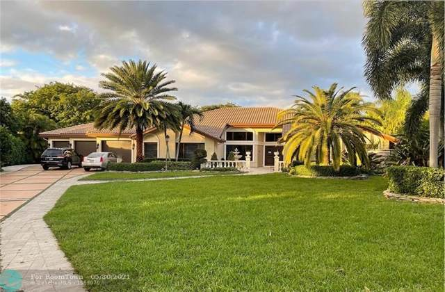 7901 Redwood Ln, Parkland, FL 33067 (#F10286792) :: Signature International Real Estate