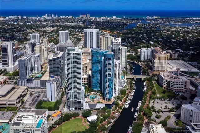 333 Las Olas Way #2810, Fort Lauderdale, FL 33301 (#F10286802) :: Real Treasure Coast