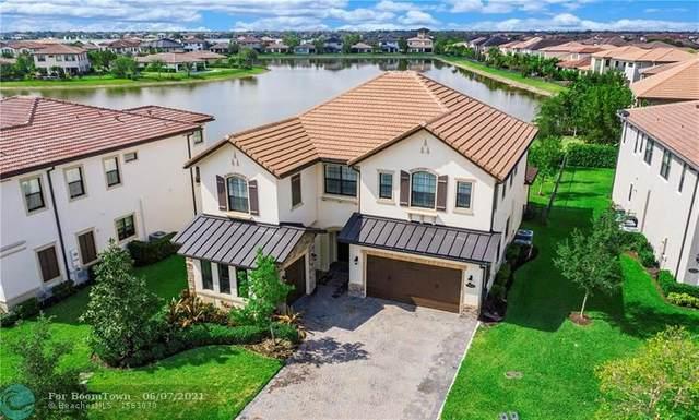 11540 Watercrest Cir E, Parkland, FL 33076 (#F10286803) :: Signature International Real Estate