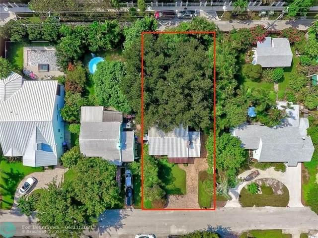 531 NE 8th Ave, Fort Lauderdale, FL 33301 (MLS #F10286811) :: Castelli Real Estate Services