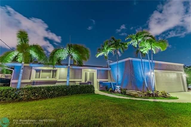 20 SE 11th St, Pompano Beach, FL 33060 (#F10286895) :: Michael Kaufman Real Estate