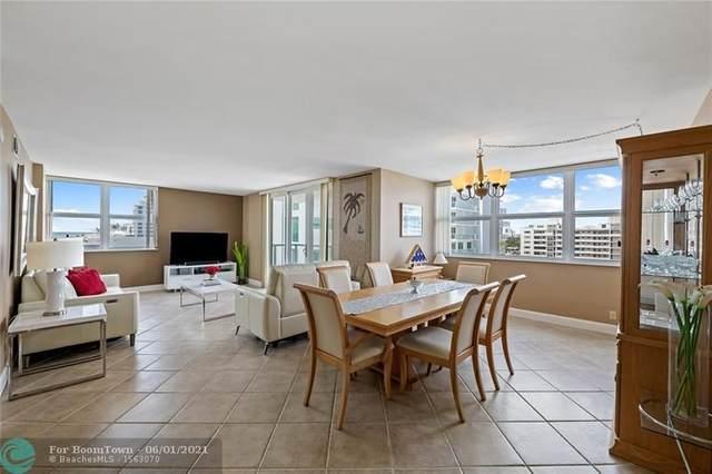 209 N Fort Lauderdale Beach Blvd 9C, Fort Lauderdale, FL 33304 (#F10286962) :: DO Homes Group