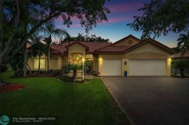 6305 Saratoga Cir, Davie, FL 33331 (#F10286968) :: Michael Kaufman Real Estate