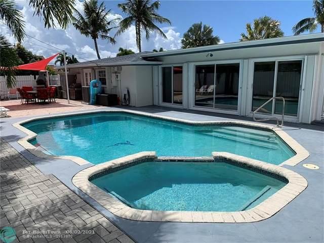 581 SE 14th St, Pompano Beach, FL 33060 (#F10286974) :: Michael Kaufman Real Estate