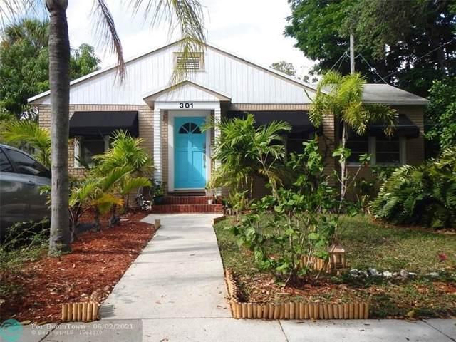 301 SE 19th St, Fort Lauderdale, FL 33316 (#F10286980) :: Real Treasure Coast