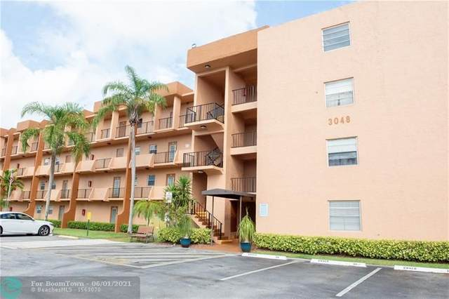 3048 E Sunrise Lakes Dr #318, Sunrise, FL 33322 (MLS #F10287058) :: Berkshire Hathaway HomeServices EWM Realty