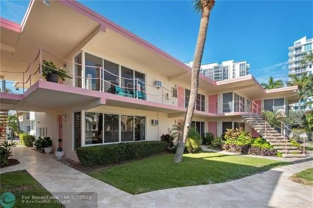 2825 NE 33rd Ave #105, Fort Lauderdale, FL 33308 (#F10287085) :: DO Homes Group