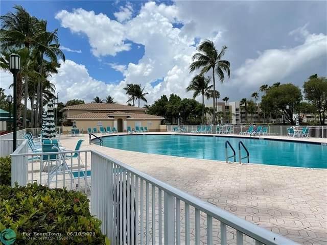 9511 Weldon Cir #308, Tamarac, FL 33321 (MLS #F10287097) :: Castelli Real Estate Services
