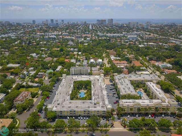 151 NE 16 AV #377, Fort Lauderdale, FL 33301 (MLS #F10287100) :: Castelli Real Estate Services