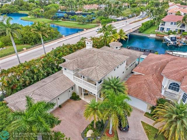 1490 Commodore Way, Hollywood, FL 33019 (#F10287110) :: Michael Kaufman Real Estate