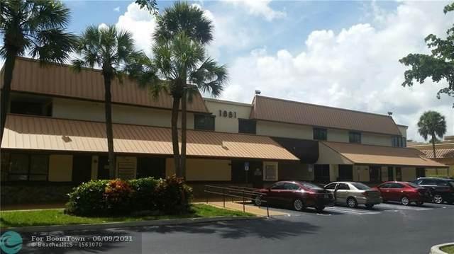 1881 N University Drive #106, Coral Springs, FL 33071 (MLS #F10287114) :: GK Realty Group LLC
