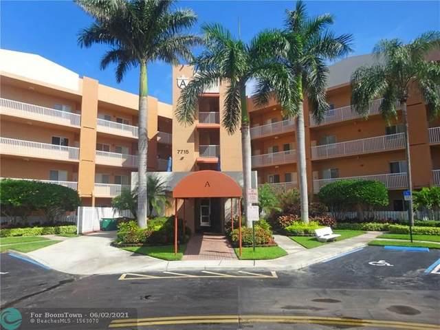 7715 Yardley Dr #403, Tamarac, FL 33321 (#F10287123) :: Michael Kaufman Real Estate