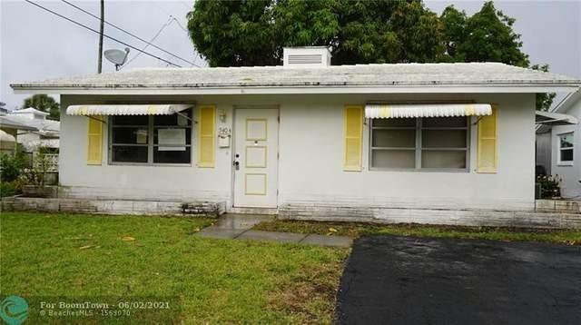 5404 NW 26th Ter, Tamarac, FL 33309 (#F10287130) :: Michael Kaufman Real Estate