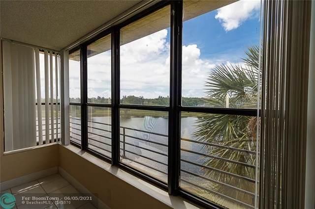 2766 S Carambola Cir S #503, Coconut Creek, FL 33066 (MLS #F10287163) :: Berkshire Hathaway HomeServices EWM Realty
