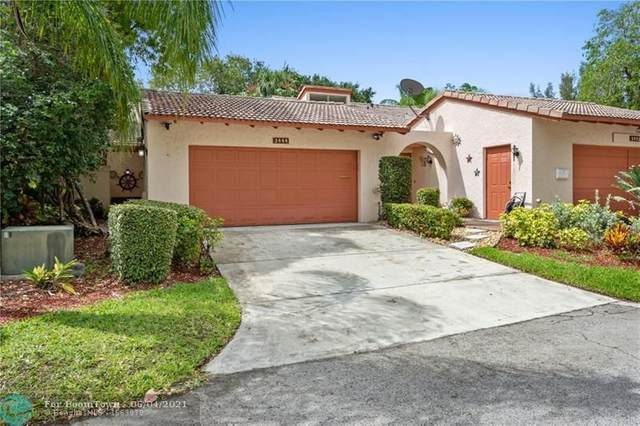 3444 Spring Bluff Pl #29, Lauderhill, FL 33319 (MLS #F10287192) :: Berkshire Hathaway HomeServices EWM Realty