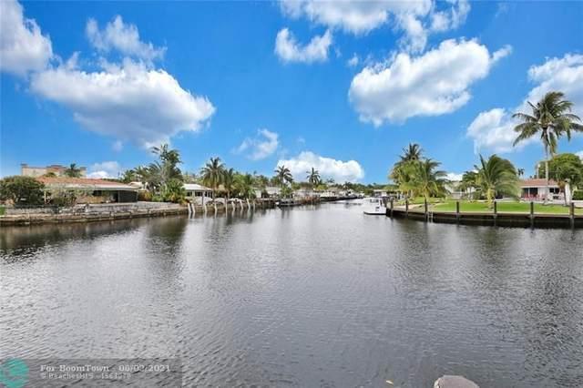 935 SE 9th Ave #5, Pompano Beach, FL 33060 (#F10287198) :: Posh Properties