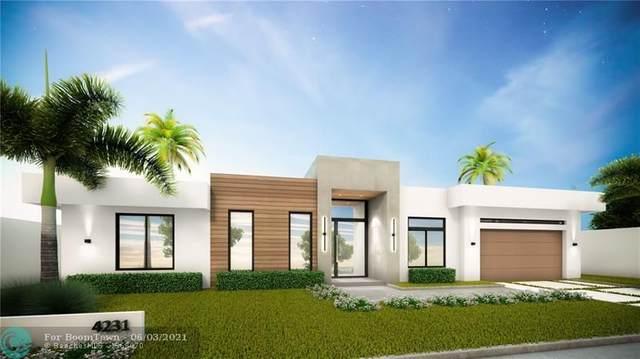4231 NE 28th Ave, Fort Lauderdale, FL 33308 (#F10287258) :: Michael Kaufman Real Estate