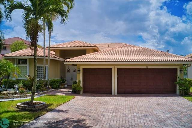 5052 NW 123rd Ave, Coral Springs, FL 33076 (#F10287272) :: The Power of 2 | Century 21 Tenace Realty