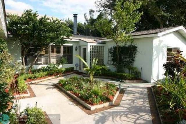 1524 NE 18th Ave, Fort Lauderdale, FL 33304 (#F10287307) :: Michael Kaufman Real Estate