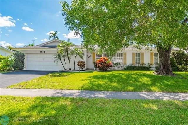 6524 SW 20 Court, Plantation, FL 33317 (#F10287308) :: Michael Kaufman Real Estate