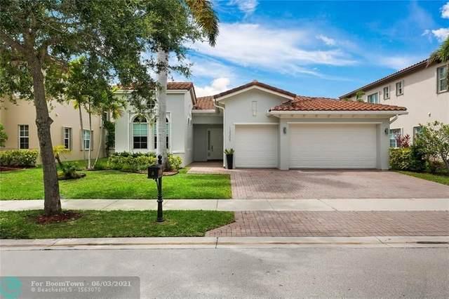 12305 NW 81st St, Parkland, FL 33076 (#F10287336) :: Signature International Real Estate