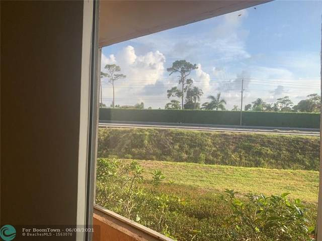 1705 Palm Cove Blvd #108, Delray Beach, FL 33445 (#F10287338) :: Michael Kaufman Real Estate