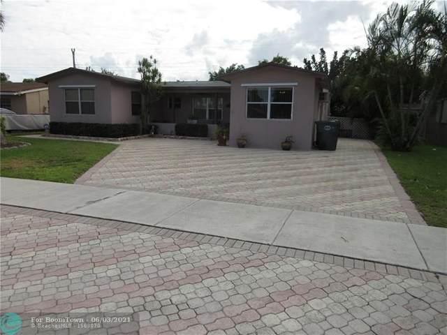 5931 NE 5th Ave, Oakland Park, FL 33334 (#F10287363) :: Michael Kaufman Real Estate