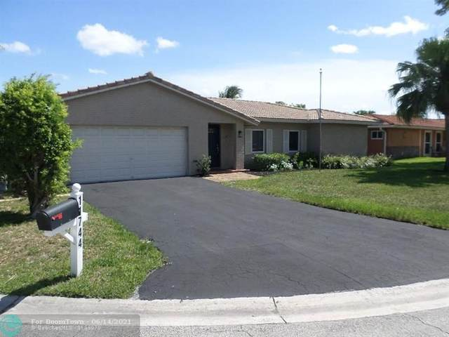 11744 NW 27th St, Coral Springs, FL 33065 (MLS #F10287385) :: Castelli Real Estate Services
