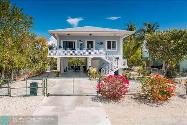 120 Ocean Shores Drive, Other City - Keys/Islands/Caribbean, FL 33037 (#F10287400) :: Michael Kaufman Real Estate