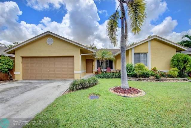 3690 NW 58th St, Coconut Creek, FL 33073 (#F10287447) :: Michael Kaufman Real Estate