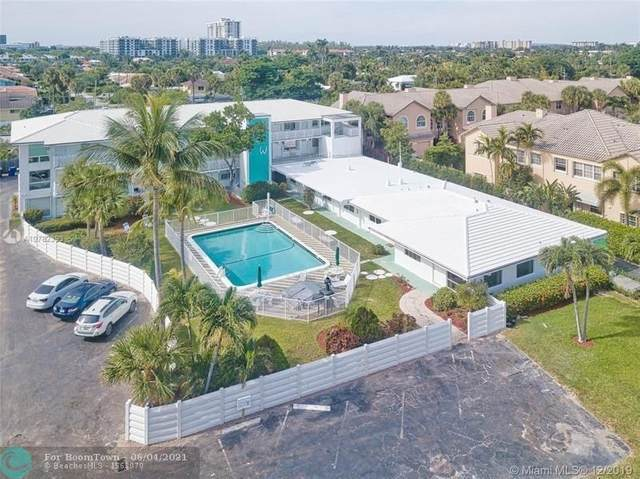 1751 S Ocean Blvd 108 W, Pompano Beach, FL 33062 (#F10287496) :: DO Homes Group