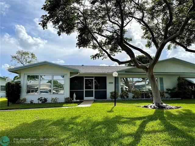 1073 NW 85th Ter B-112, Plantation, FL 33322 (MLS #F10287498) :: Berkshire Hathaway HomeServices EWM Realty