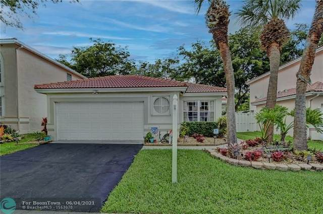 7385 NW 24th St, Margate, FL 33063 (#F10287504) :: Michael Kaufman Real Estate