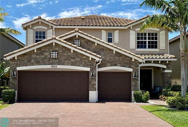 7805 Patriot St, Lake Worth, FL 33463 (#F10287519) :: Michael Kaufman Real Estate