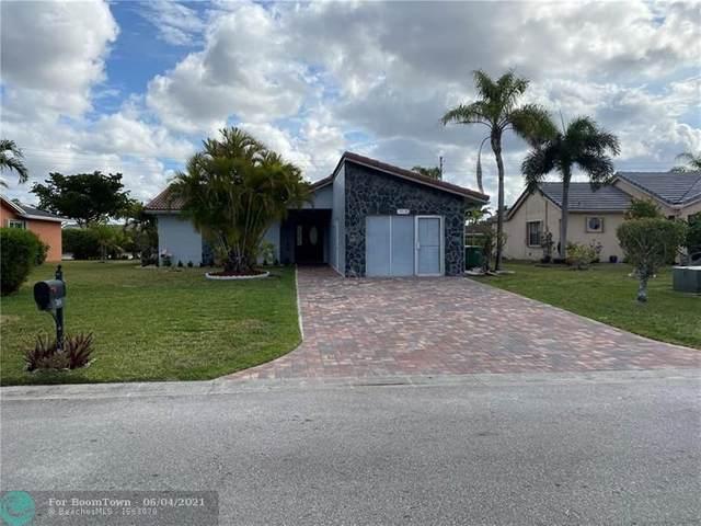7018 NW 100th Ter, Tamarac, FL 33321 (#F10287548) :: Michael Kaufman Real Estate