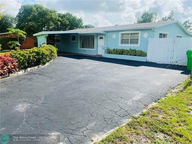1510 NW 63rd Ave, Sunrise, FL 33313 (#F10287555) :: Michael Kaufman Real Estate