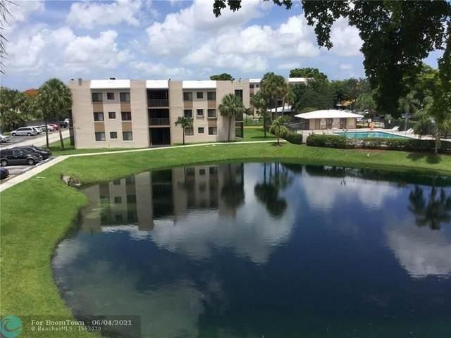 3700 N Pine Island Rd #312, Sunrise, FL 33351 (#F10287580) :: Michael Kaufman Real Estate