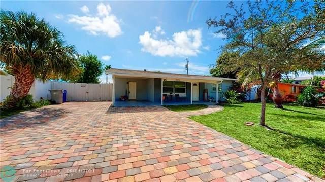 3430 NE 10th Ter, Pompano Beach, FL 33064 (#F10287623) :: Michael Kaufman Real Estate