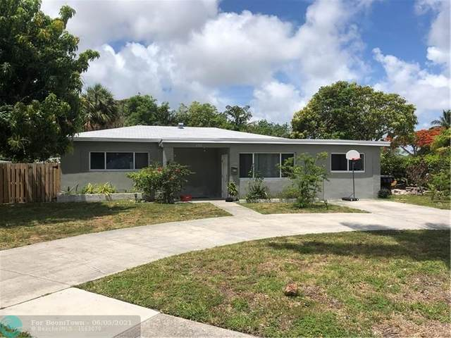 800 SW 26th Ct, Fort Lauderdale, FL 33315 (#F10287634) :: Michael Kaufman Real Estate