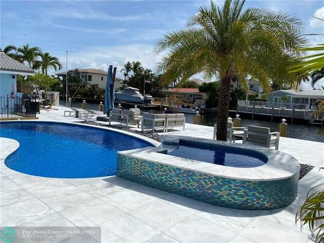 3801 NE 25TH AVE, Lighthouse Point, FL 33064 (MLS #F10287660) :: Castelli Real Estate Services